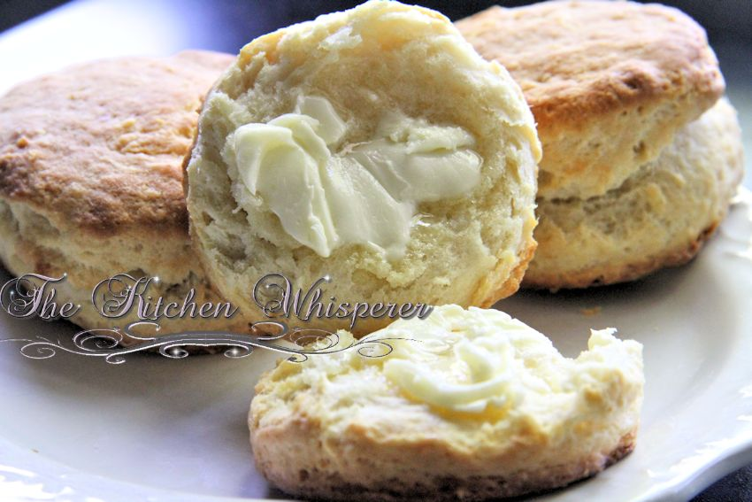 FlakyButtermilkBiscuits
