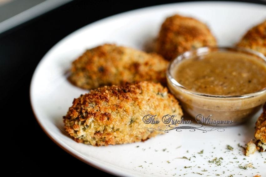 Baked Chicken Croquettes2