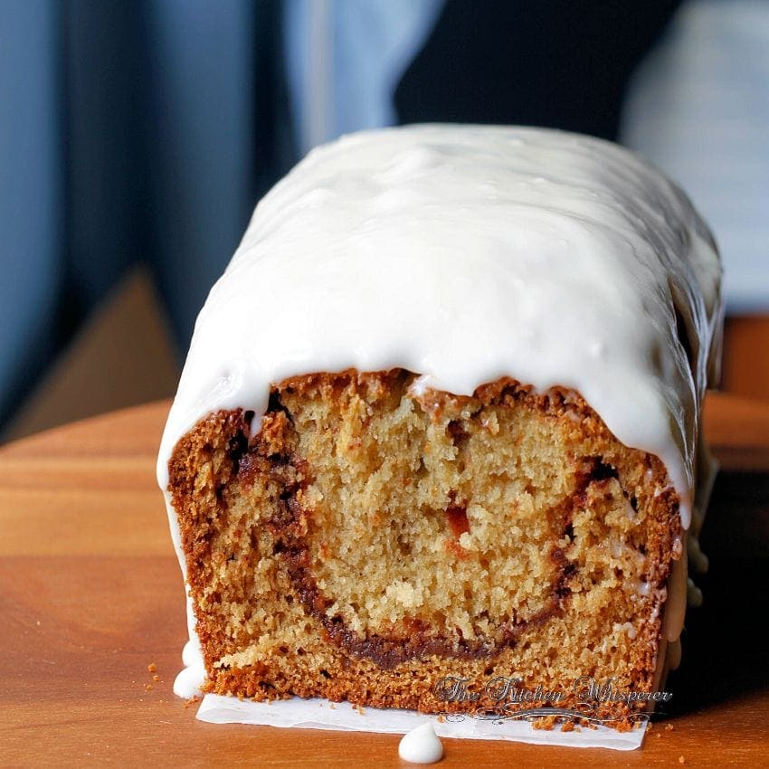 Cinnamon Swirl Buttermilk Bread