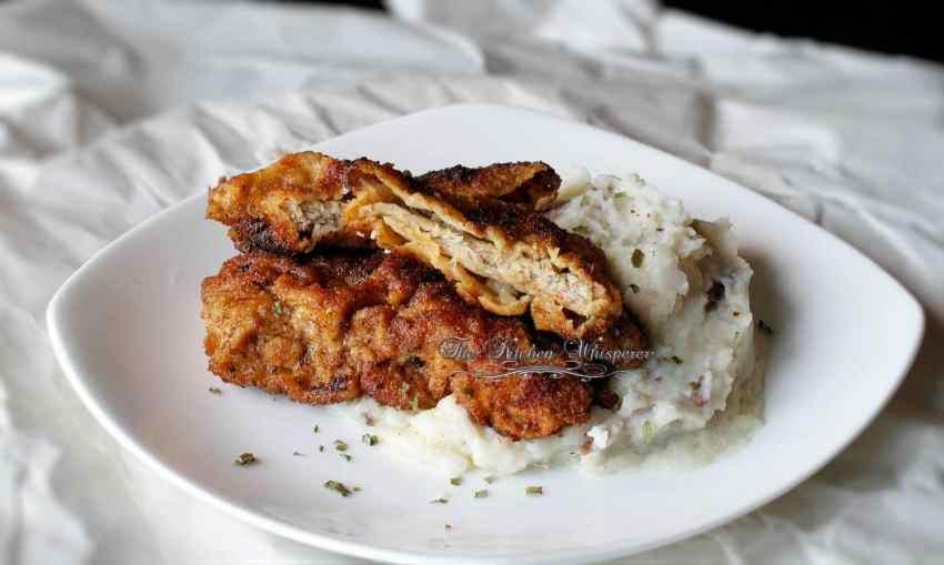 Breaded Pork Cutlet2