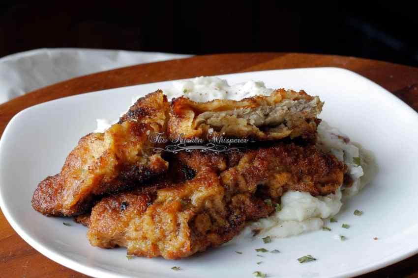 Breaded Pork Cutlet7