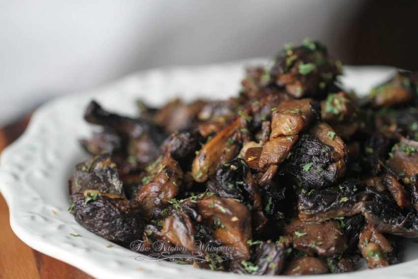 Garlic Herbed Roasted Portabello Mushrooms7