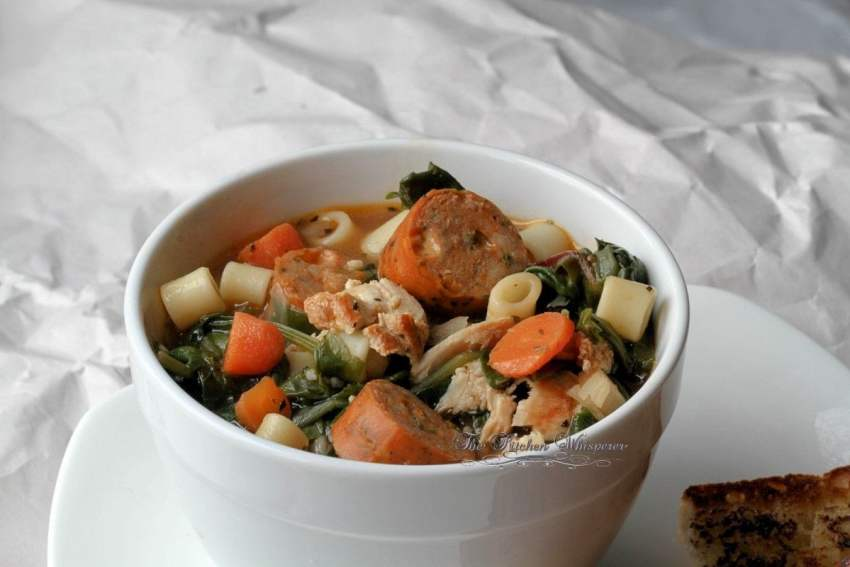 Souper Chicken with Power Greens5