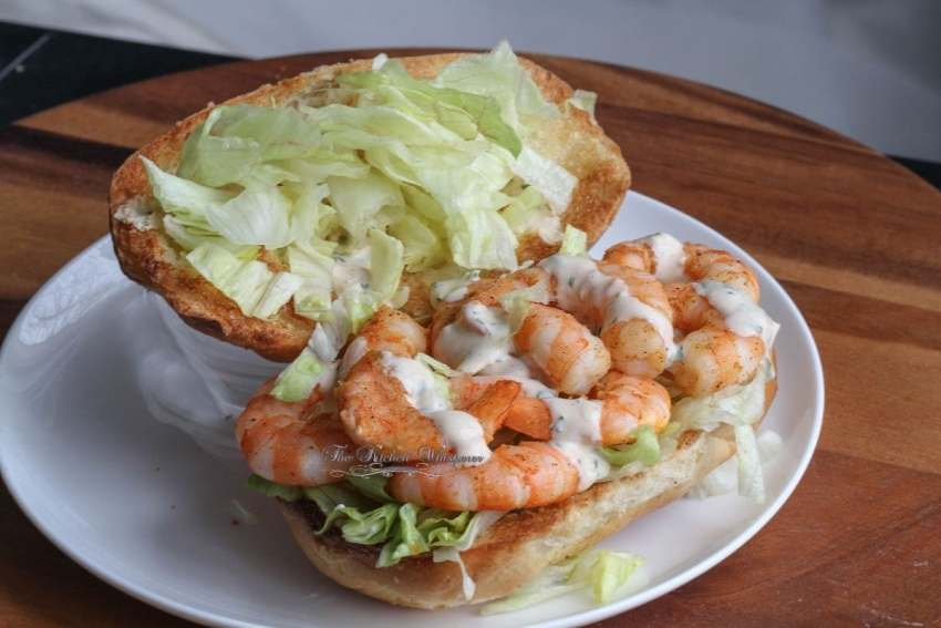 Shrimp Po Boy3