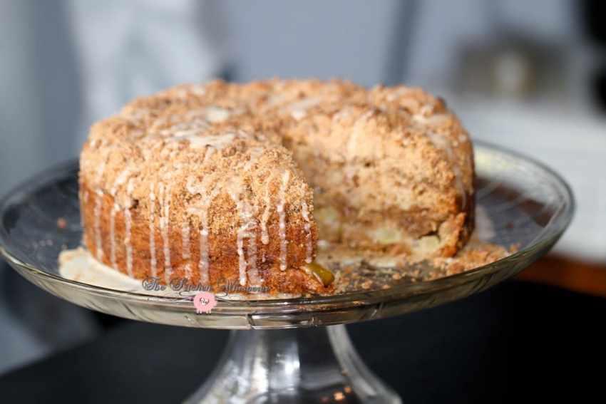 Apple Crumb Cake10