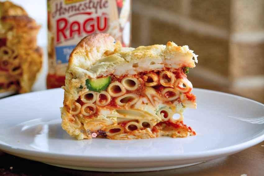 Italian Zucchini Rustica 4