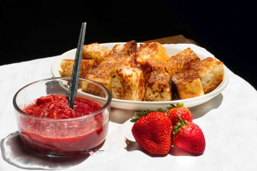 TKW Strawberry Compote GAFC3