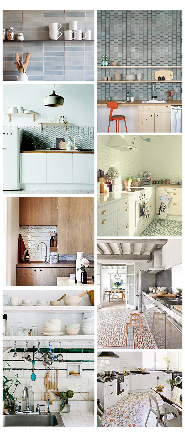 TILE MY CURRENT DESIGN OBSESSION  The Kitchy Kitchen