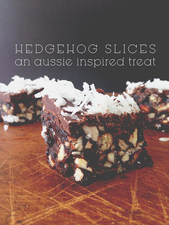 Hedgehog Slices The Kitchy Kitchen