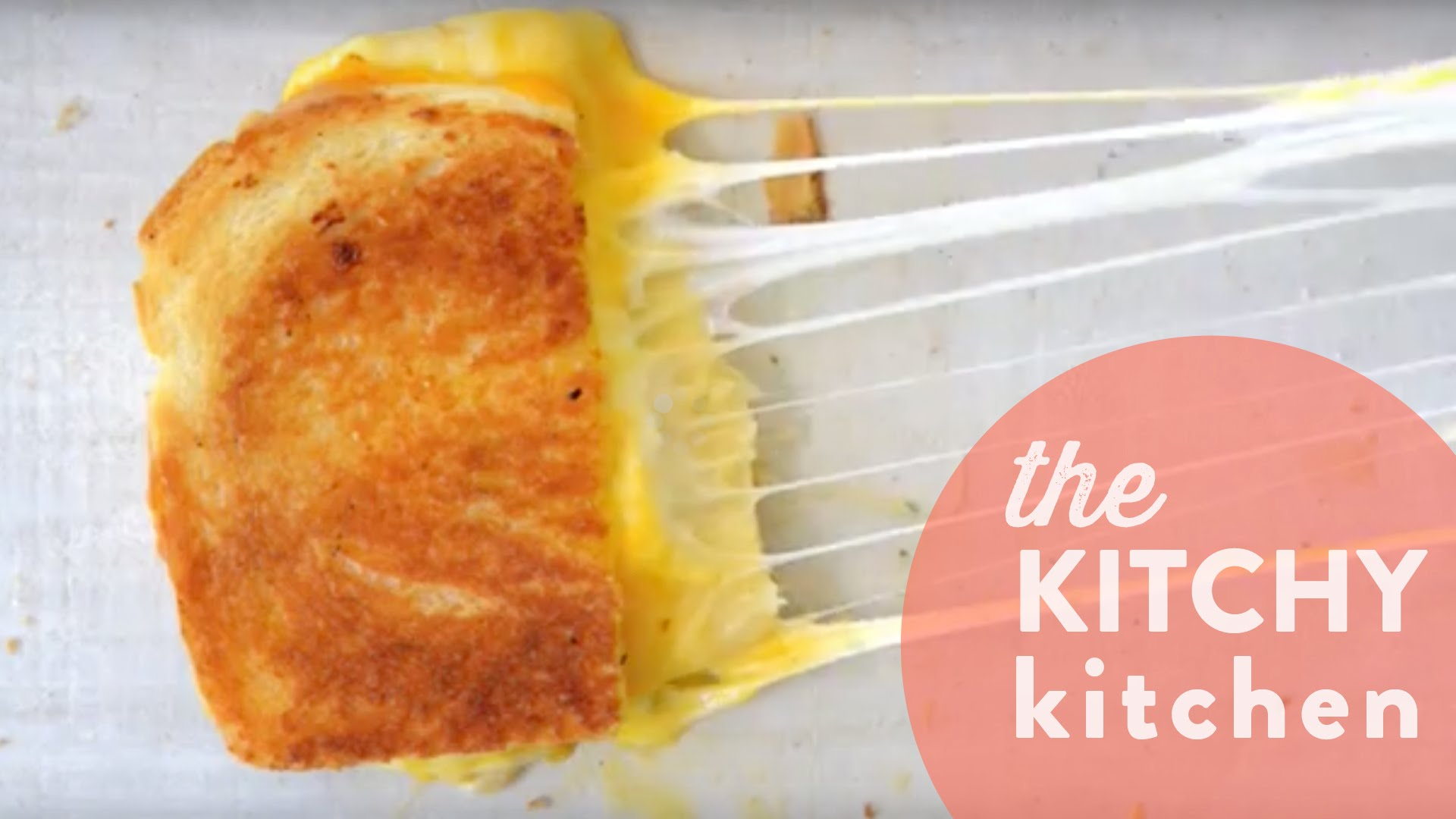 GRILLED CHEESE 9 WAYS  KITCHY HACK  The Kitchy Kitchen