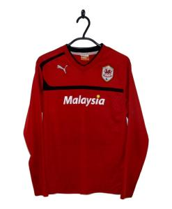 2012-13 Cardiff City Home Shirt