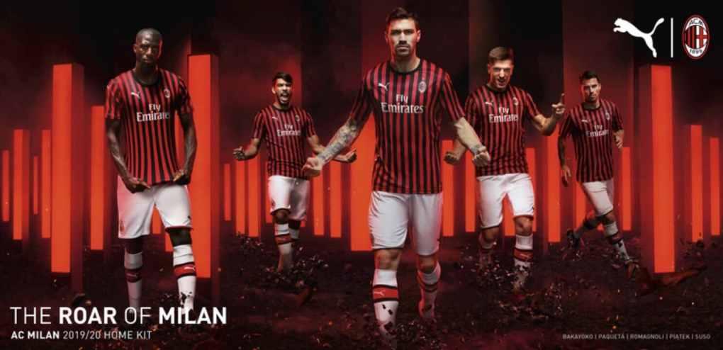 AC Milan 2019-20 Home Kit Leaked