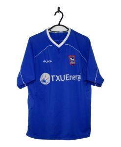 2001-03 Ipswich Town Home Shirt