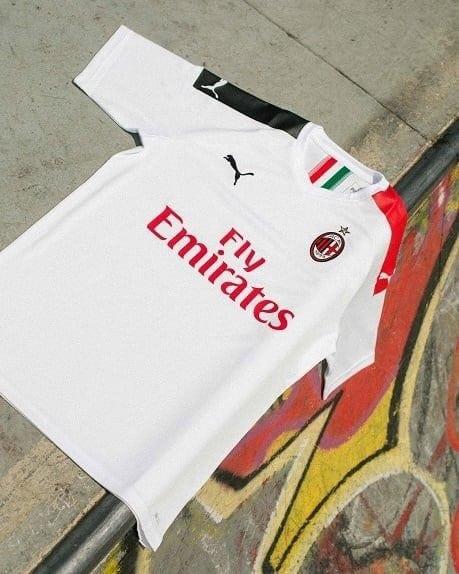 Adidas AC Milan Away Kit 2019-20 Leaked