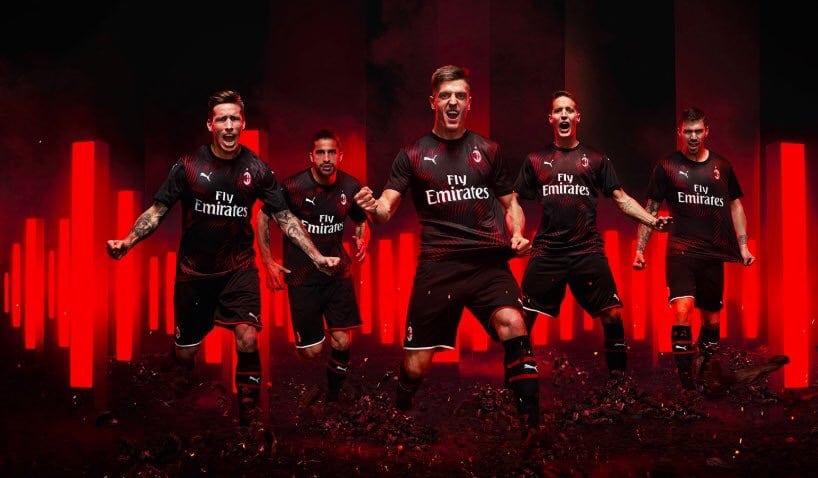 Adidas AC Milan Third Kit 2019-20 Revealed