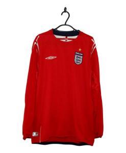 Umbro 2004-06 England Away Shirt