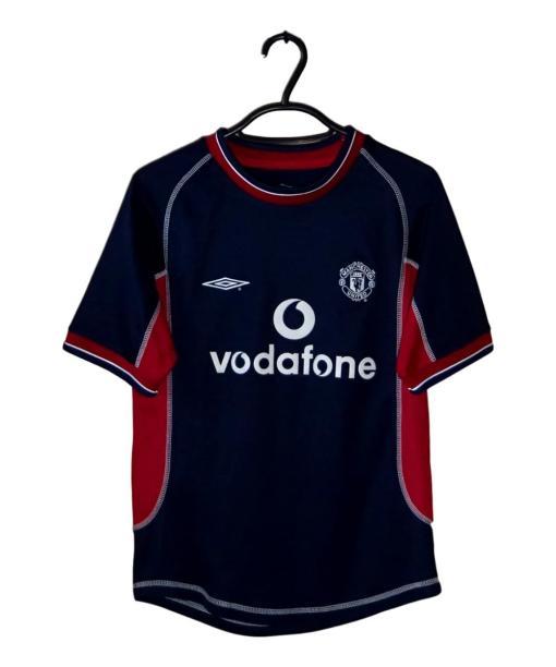 2000-01 Manchester United Away Shirt