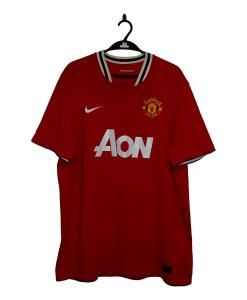 2011-12 Manchester United Home Shirt