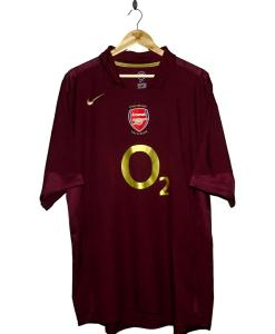 2005-06 Arsenal Home Shirt
