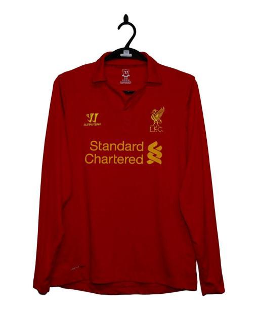 2012-13 Liverpool Home Shirt