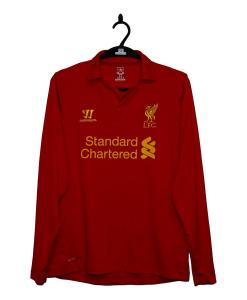 2012-13 Liverpool Home Shirt