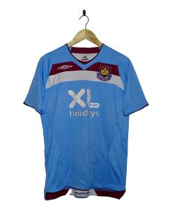 2008-09 West Ham United Away Shirt