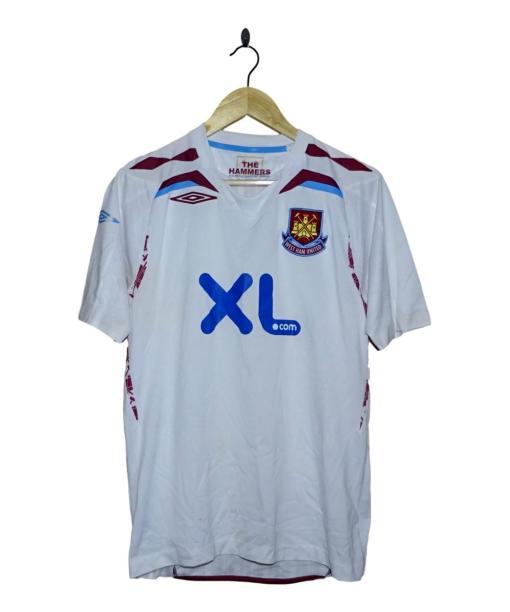 2007-08 West Ham United Away Shirt