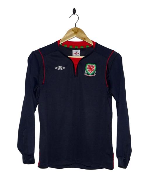 2011-12 Wales Away Shirt
