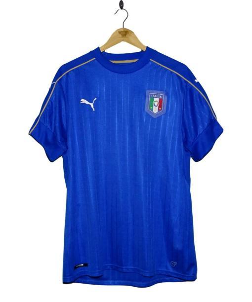 2016-17 Italy Home Shirt