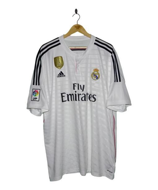 2014-15 Real Madrid Home Shirt