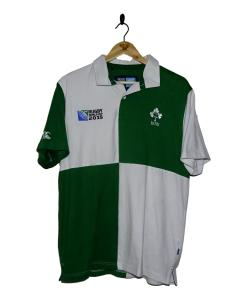 Irish Rugby Football Union 2015 World Cup Collection Polo