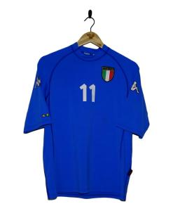 2002 Italy Home Shirt