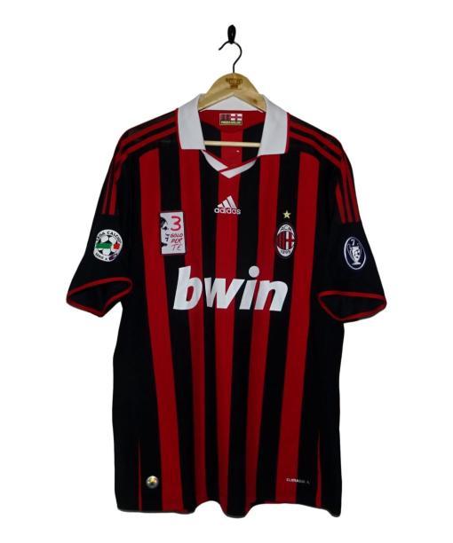 2009-10 AC Milan Home Shirt