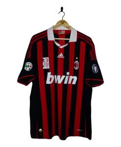 2009-10 AC Milan Home Shirt