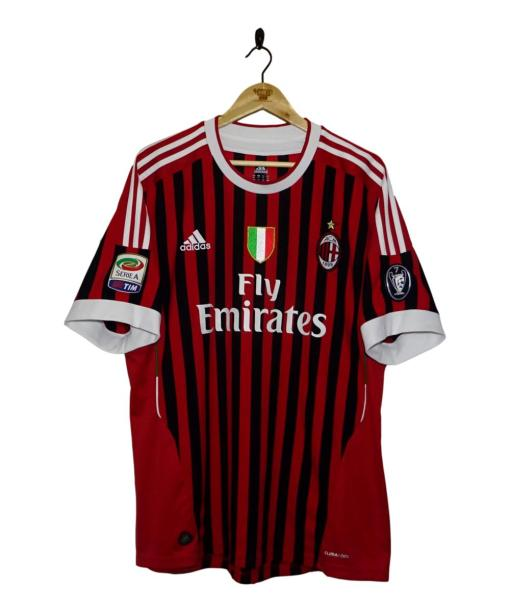 2011-12 AC Milan Home Shirt