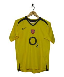 2005-06 Arsenal Away Shirt