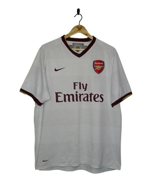 2007-08 Arsenal Away Shirt
