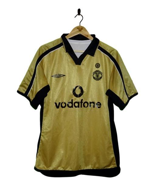 2001-02 Manchester United Centenary Away Shirt