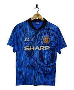1992-93 Manchester United Away Shirt