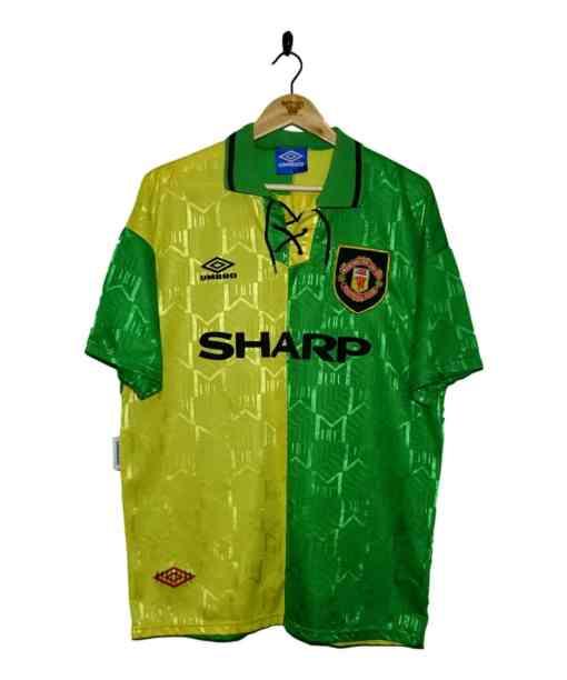1992-94 Manchester United Newton Heath Away Shirt