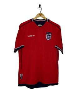 2002-04 England Away Shirt