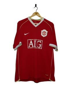 2006-07 Manchester United Home Shirt