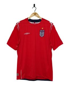 2004-06 England Away Shirt