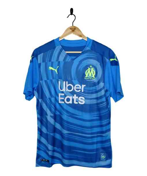 2020-21 Olympique Marseille Third Shirt