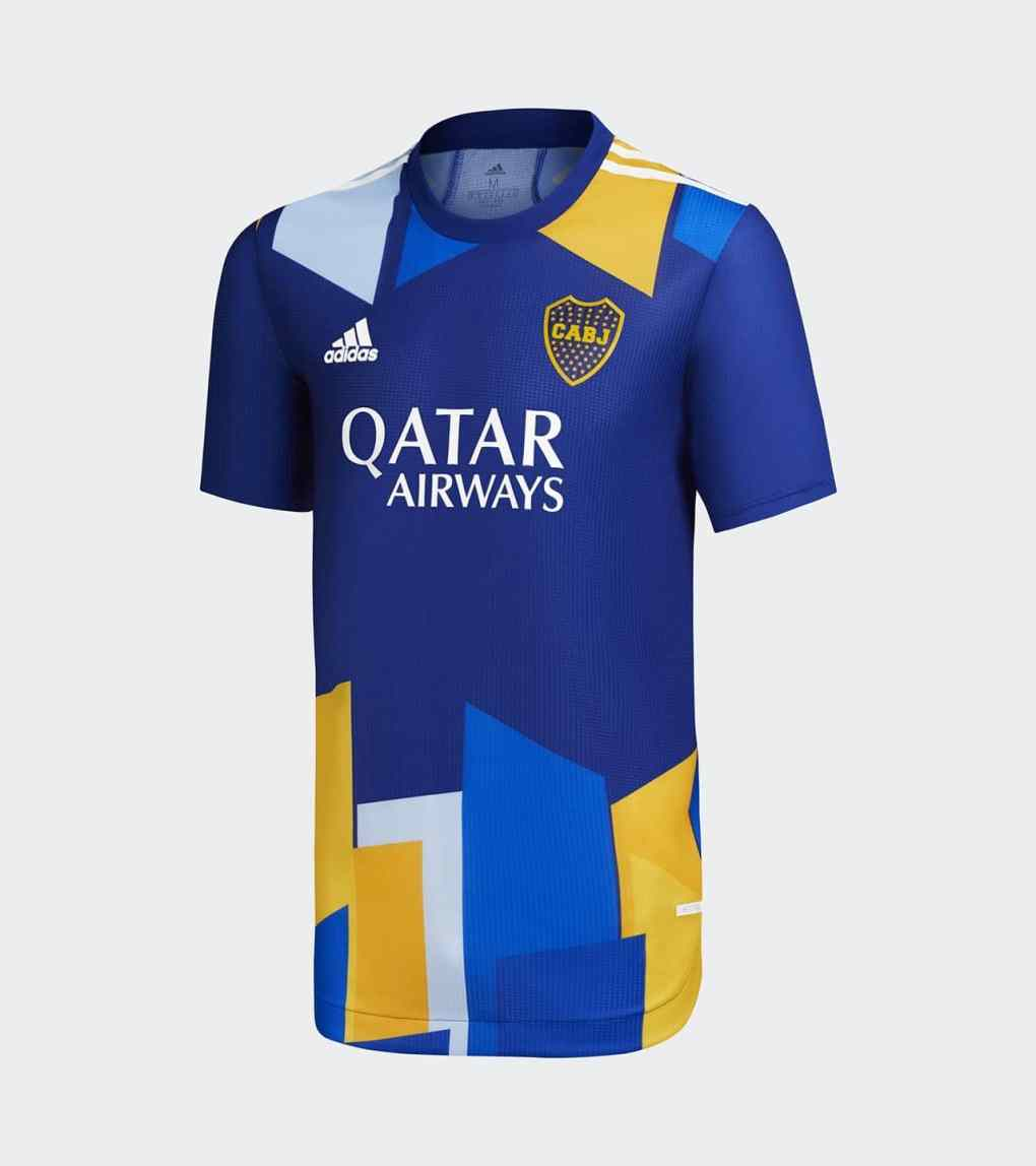 Boca Juniors 2020-21 Adidas Third Kit