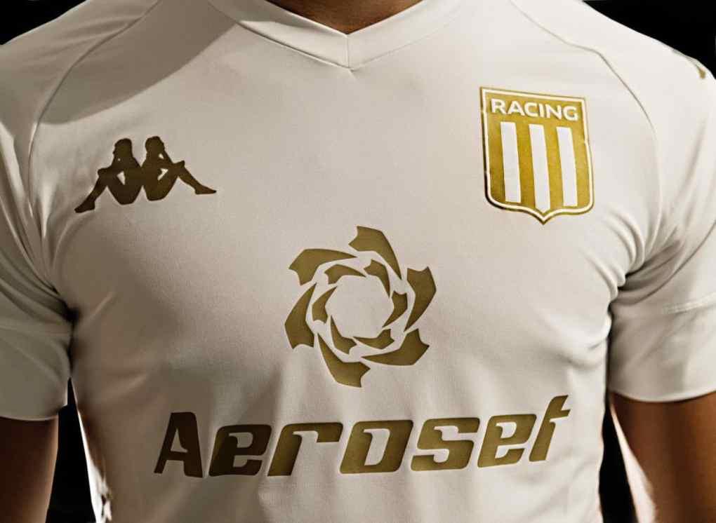 Racing Club 2021-22 Kappa Third Kit Revealed