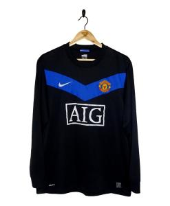 2009-10 Manchester United Away Shirt