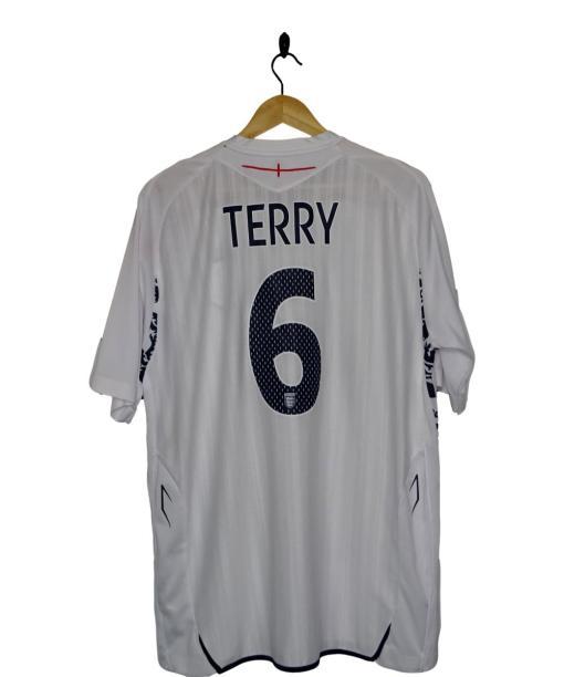 2007-09 England Home Shirt