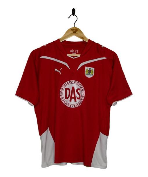 2009-10 Bristol City Home Shirt