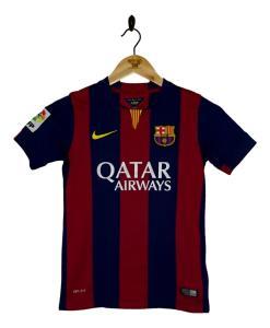 2014-15 FC Barcelona Home Shirt